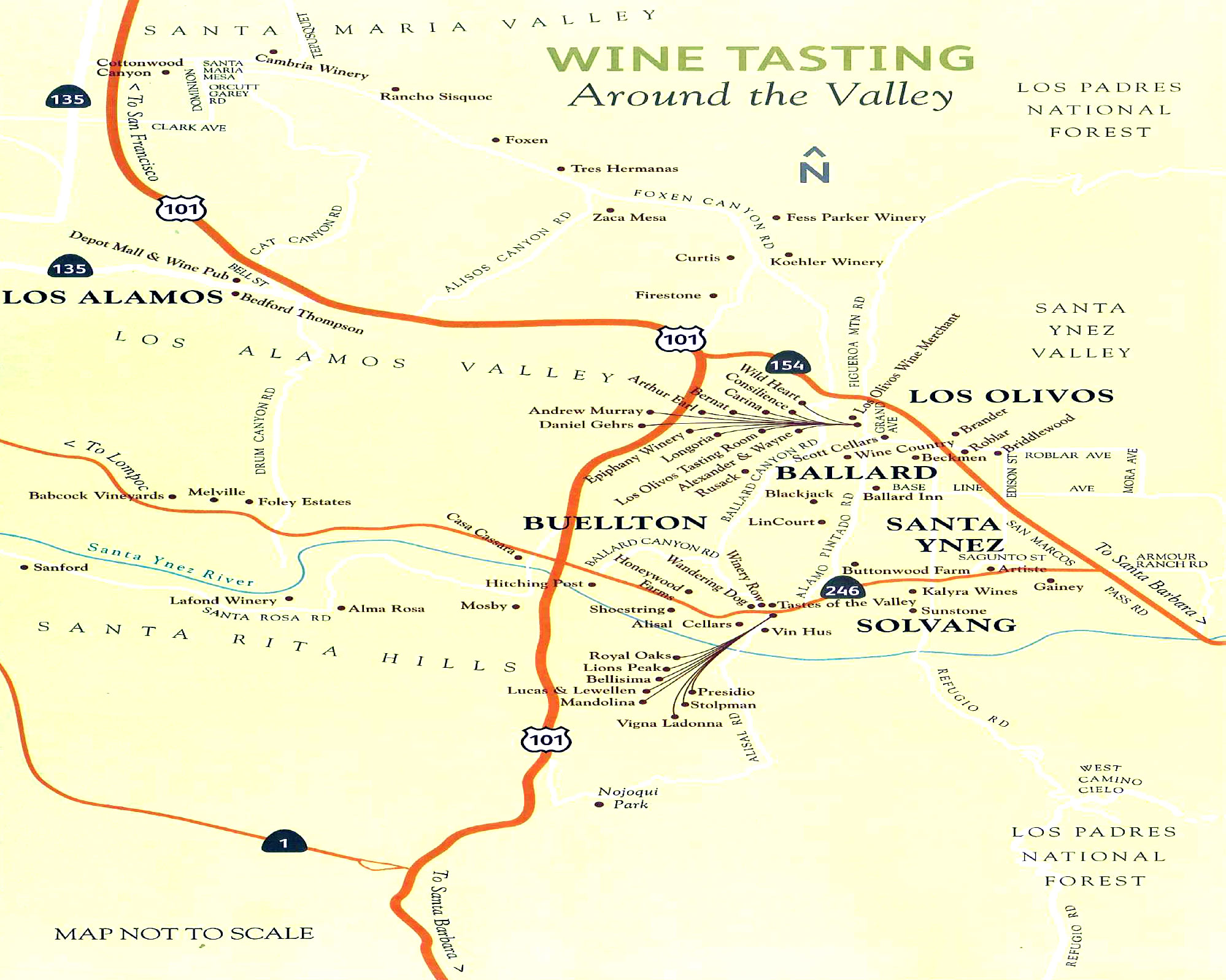 Maps - Los Angeles Tours - Your guide to best sightseeing ... Santa Barbara Wine Country Map on carneros wine country map, finger lakes wine country map, amador wine country map, sonoma wine country map, los alamos wine country map, monterey wine country map, georgia wine country map, charlottesville wine country map, colorado wine country map, austin wine country map, long island wine country map, new york wine country map, mendocino wine country map, lodi wine country map, ca wine country map, temecula wine country map, healdsburg wine country map, hudson valley wine country map, foxen canyon road wine trail map, sierra foothills wine country map,